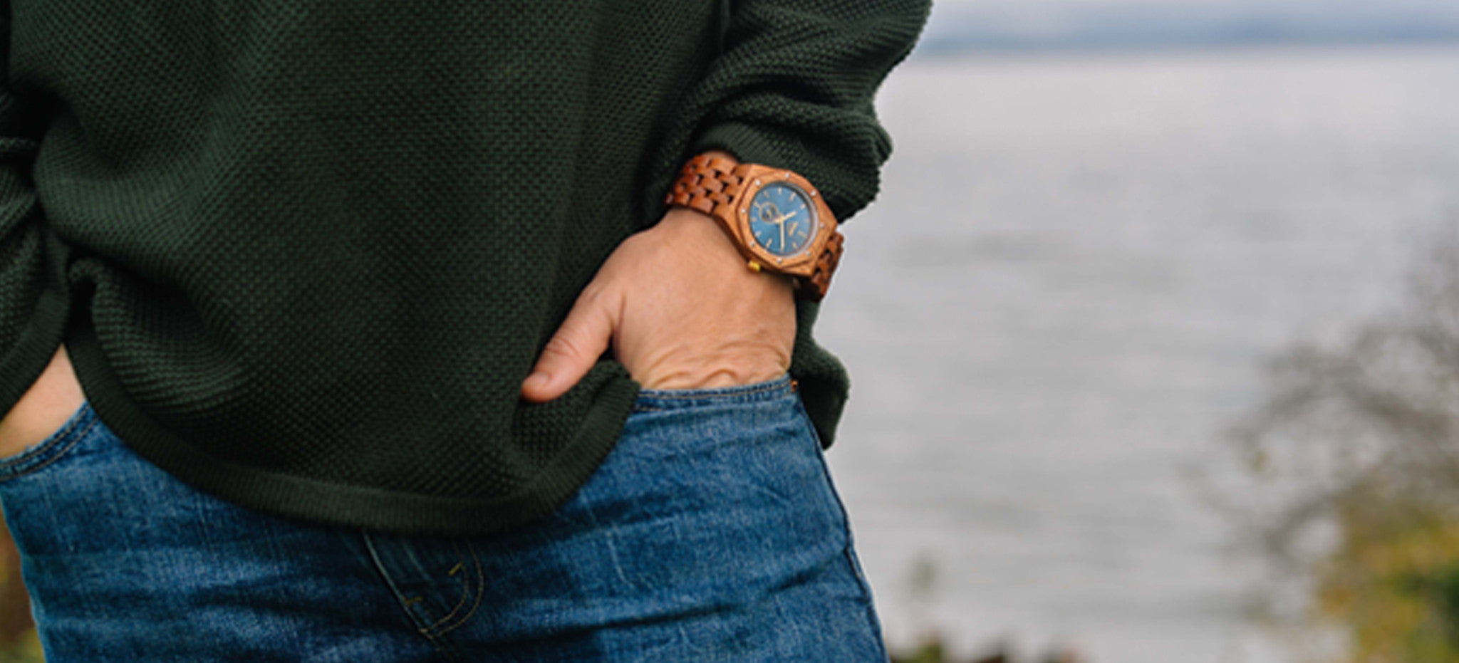 Tense Watches - The Washington North Watch for Father's Day
