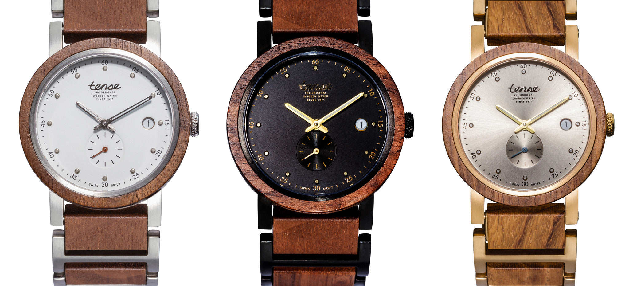 Tense Watches - Hudson Watch