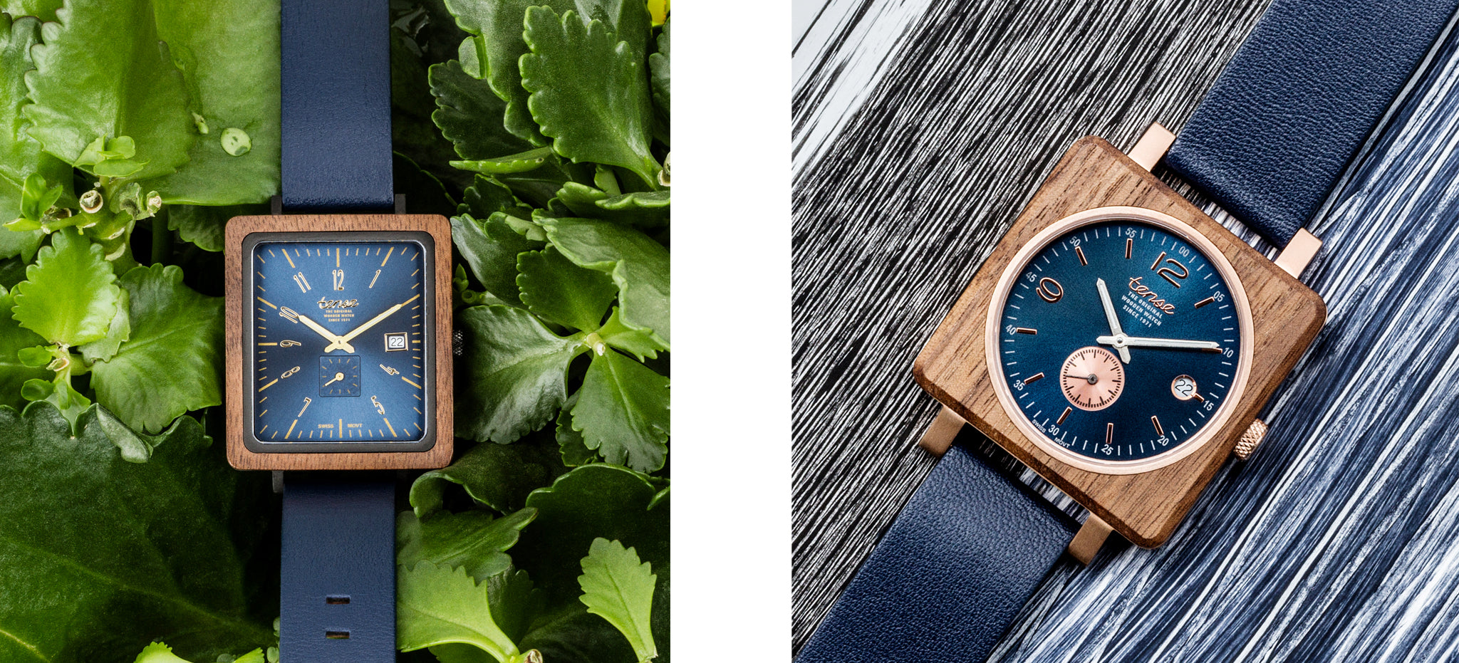 Tense Watches Summer Blues Collection