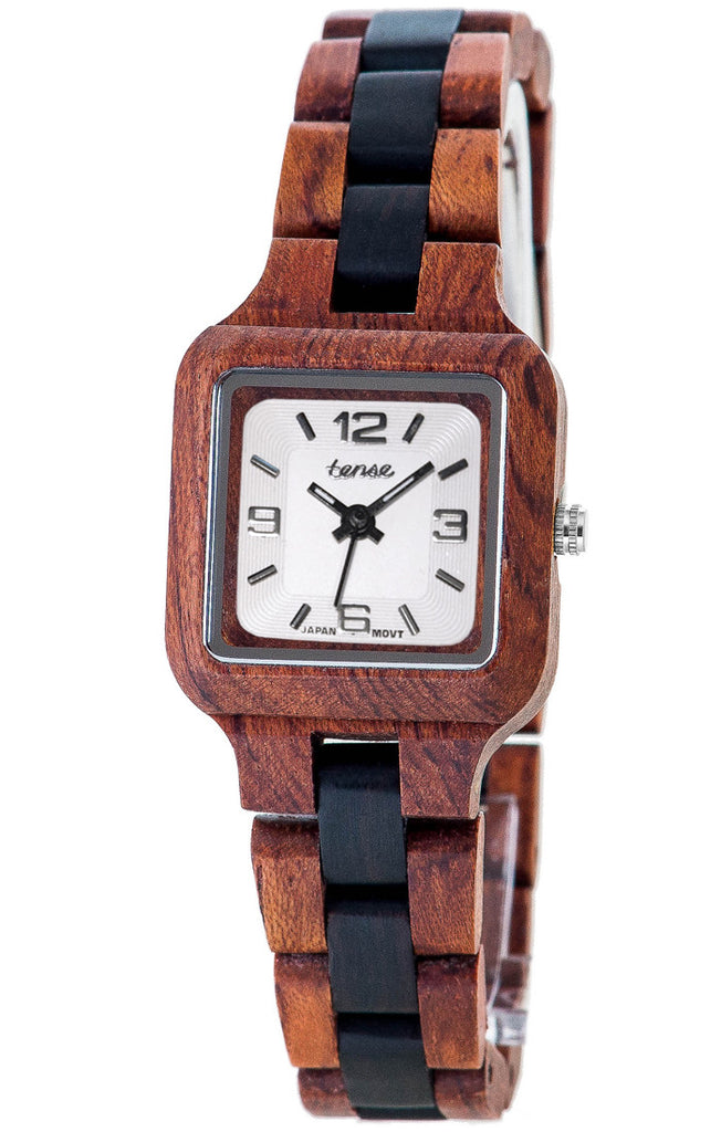 Karri/Black Oak/White Dial