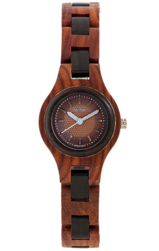 Karri/Black Oak/Brown Dial