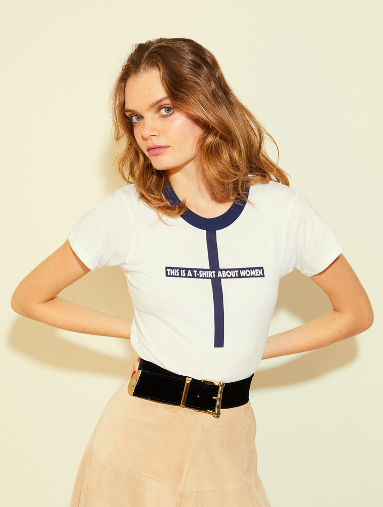 MADEWELL T-Shirt About Women