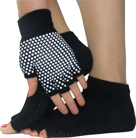 Best Yoga Gloves and Socks for Women