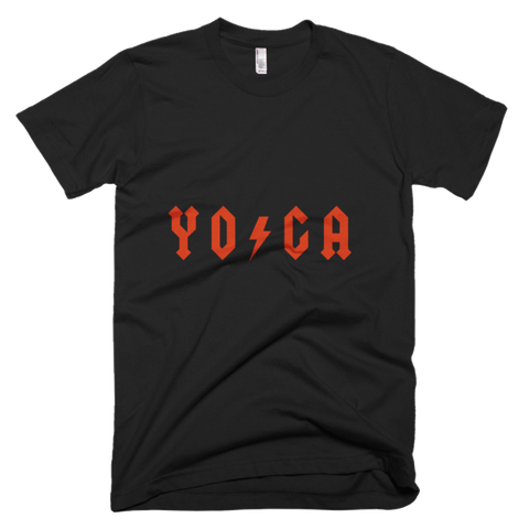 Limited Edition - Metal YO*GA T-Shirt