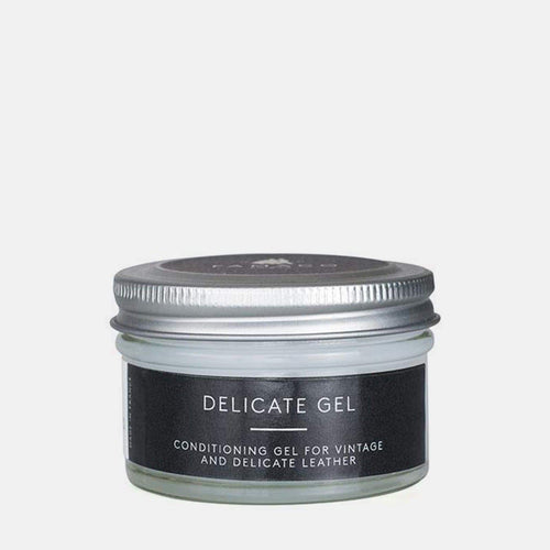 Famaco Delicate Gel (protects and nourishes leathers)