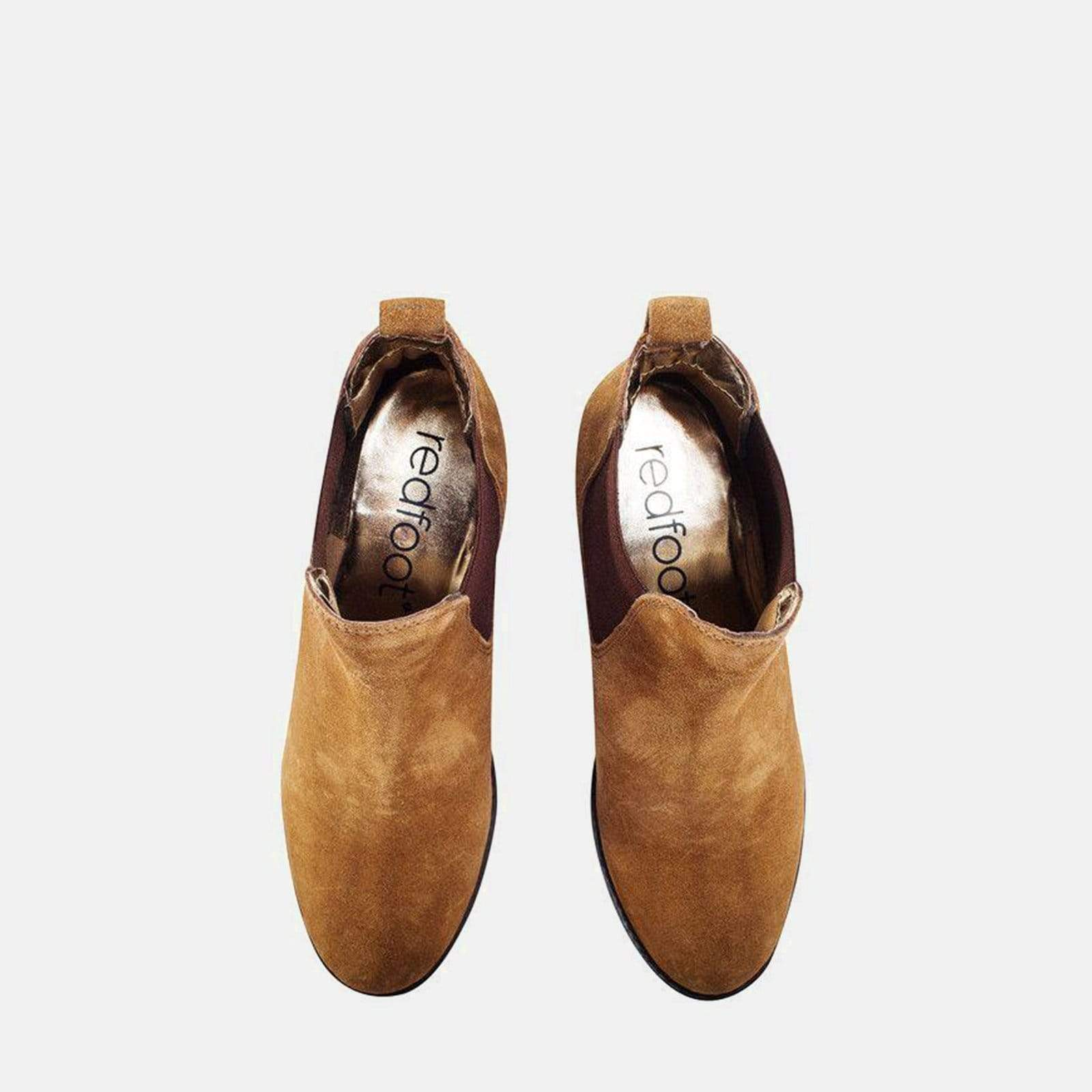 Redfoot Footwear MOLLY CHESTNUT