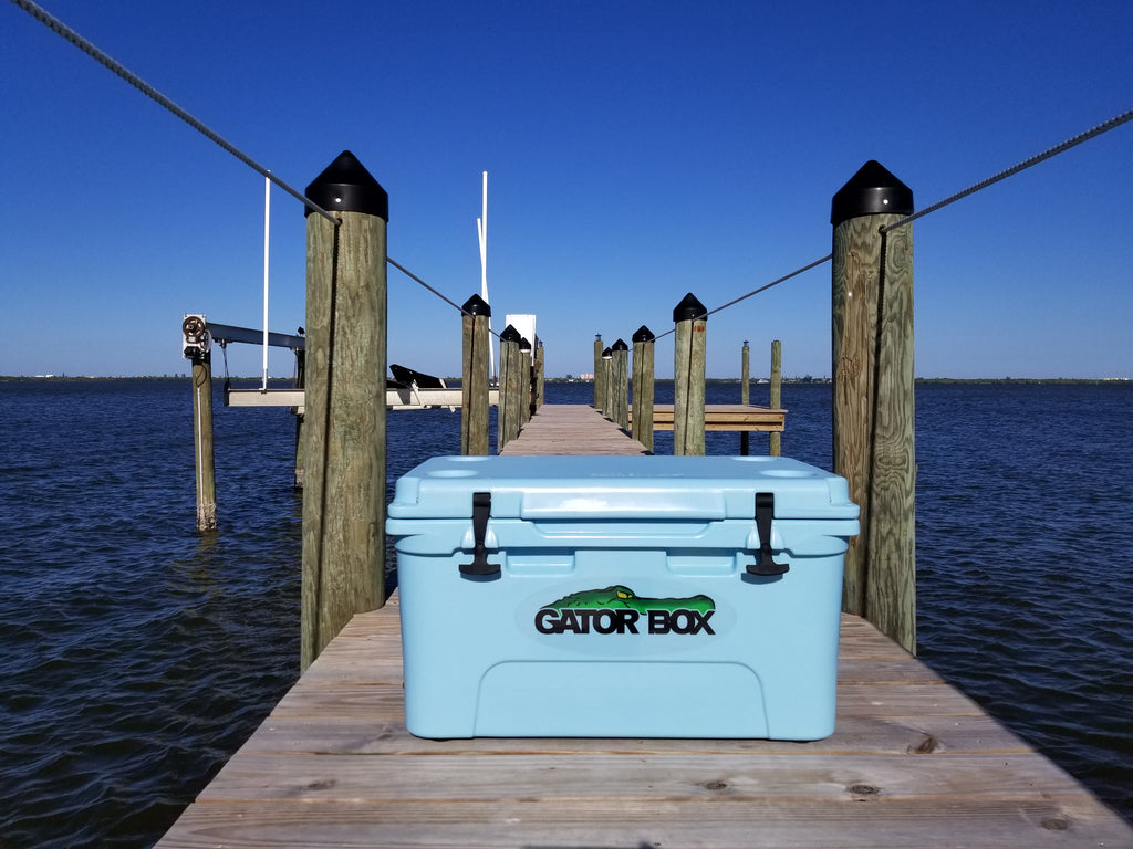Gator Box Cooler Blue 45