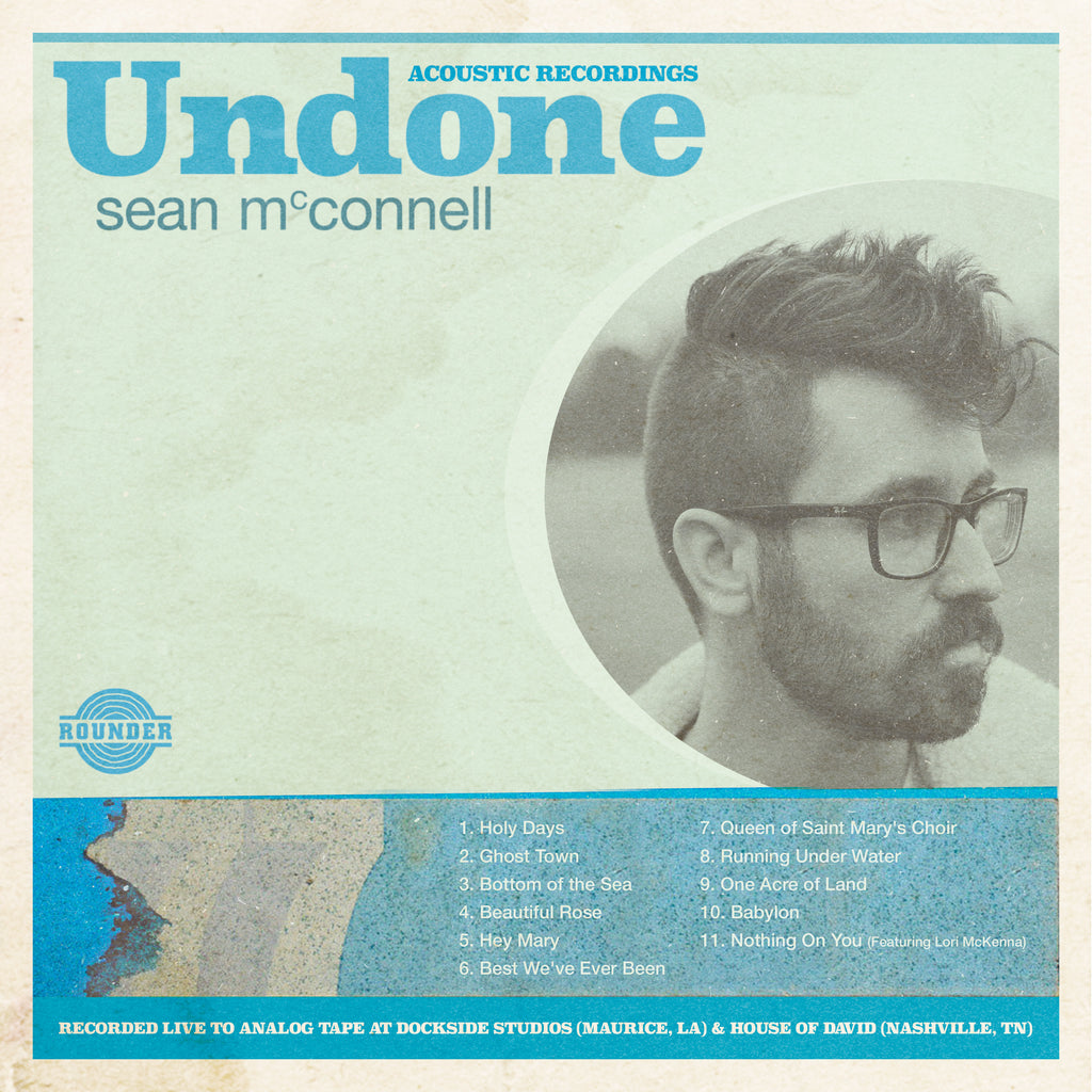 Pre-Order Undone: Acoustic Recordings (CD)