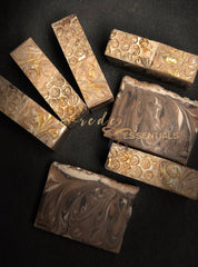 Oatmeal Milk & Honey ~ Cold process soap
