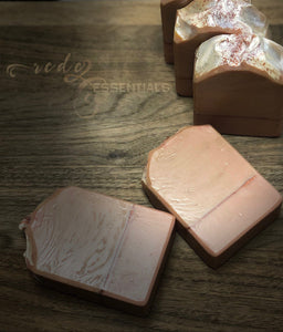 French Red~ Cold Process Soap