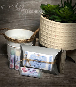 Lip Balm ~ 4 Pk Emergency Kit