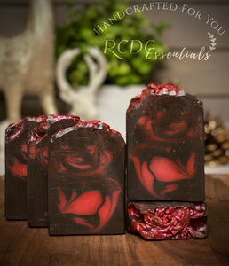 Dragon's Blood ~ Cold Process Soap