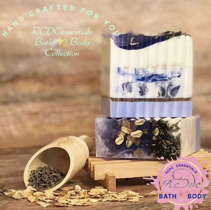 Relief ~ Oatmeal & Goat's Milk Infused Soap
