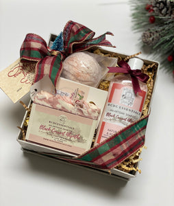 Black Currant ~ Holiday Gift Set