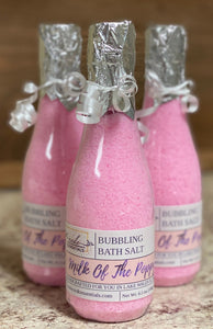 bubble-bath-body-wash, Bubbling Bath Salt