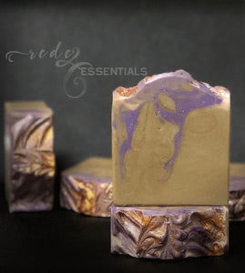 Purple Rain~ Cold Process Soap