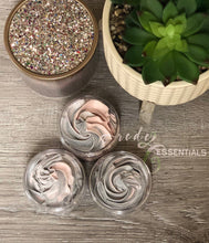 Whipped Soap~ Rose Clay & Charcoal Detox Face Soap