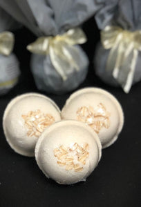 Luxury Oatmeal Butter Bath Fizzy