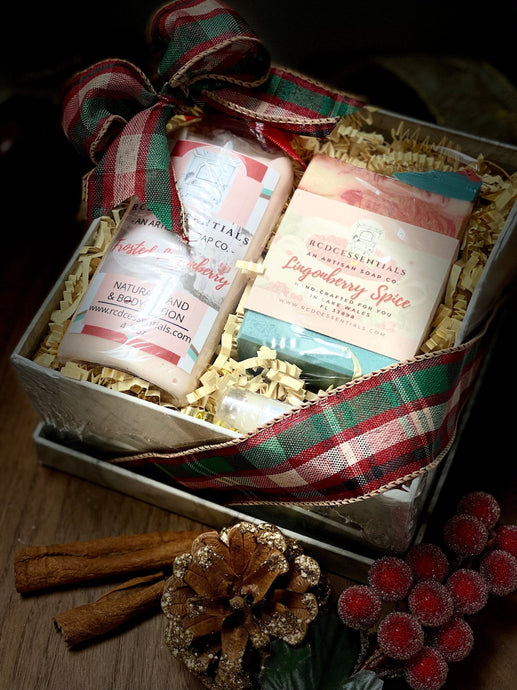 Frosted Lingonberry ~ Gift Set