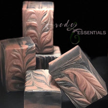 Rose Clay & Charcoal Infused Spa Bar~ Cold Process Soap
