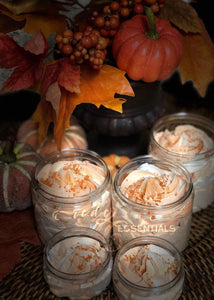 Whipped Soap~ Warm Pumpkin Spice