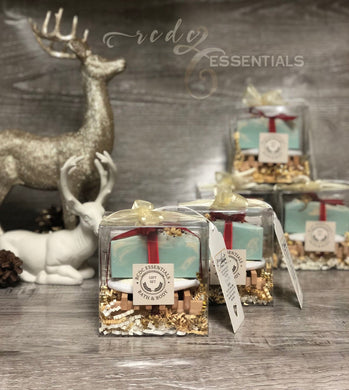 Winter Frost~ Cold Process Soap Gift Set