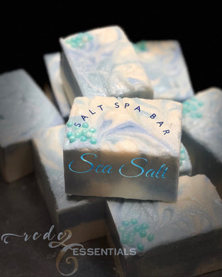 Seas The Day ~ Luxury Sea Salt Spa Bar