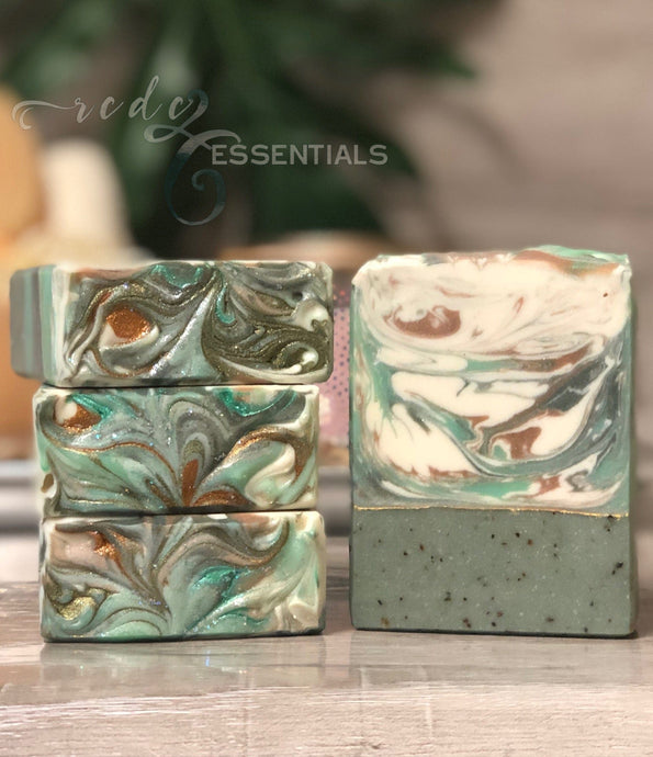 Going Green ~ Handmade Cold Process Soap