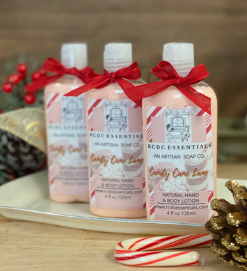 Candy Cane Lane ~ Luxury Hand & Body Lotion