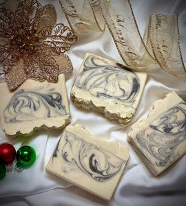 Winter Sweater ~ Handmade Cold Process Goat's Milk Bar Soap