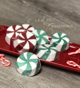 Peppermint Candy ~ Bath Fizzy