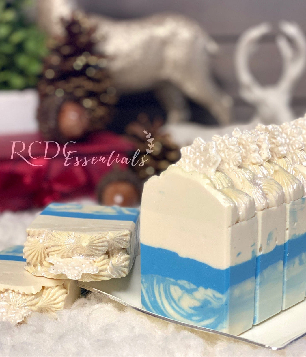 Winter Wonderland~ Cold Process Soap