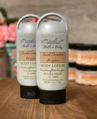 Sweet Cinnamon Pumpkin Body Lotion ~ Limited Edition