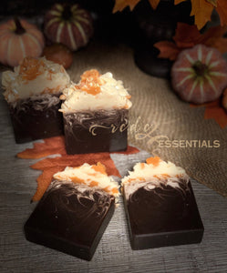Pumpkin Spice Mocha Latte' ~ Cold Process Soap