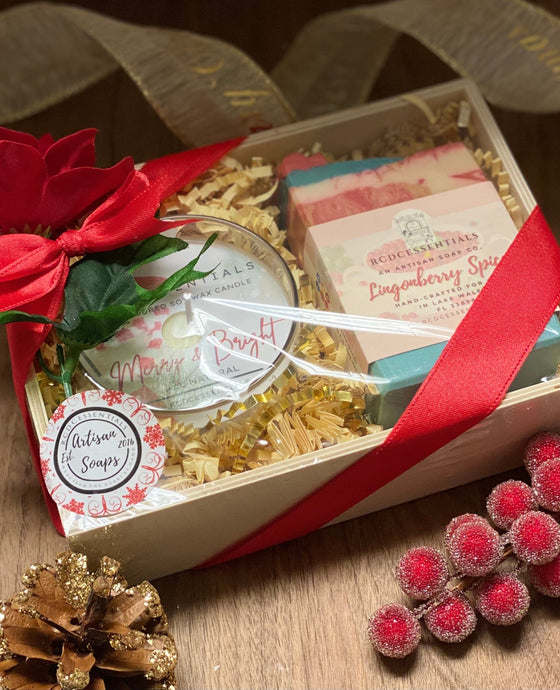 Merry & Bright ~ Gift Set
