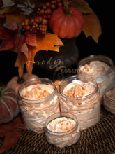 Whipped Soap Sugar Scrub~ Warm Pumpkin Spice