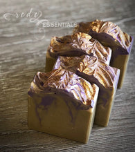 Purple Rain ~ Cold Process Soap