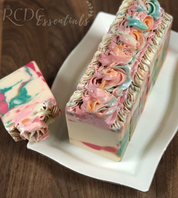 Summer Romance  ~ Handmade Cold Process Soap