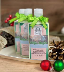 Winter Melon ~ Luxury Hand & Body Lotion