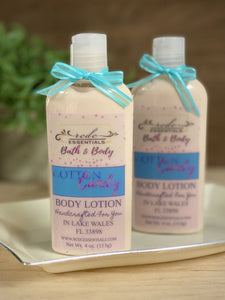 Cotton Candy ~Body Lotion
