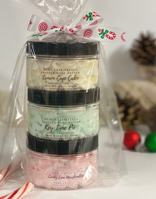 Sweet Treat Trio ~ Soufflé Body Butter