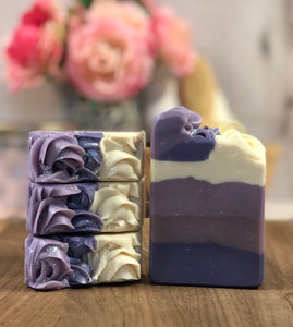 Dogwood & Ginger Blossom ~ Handmade Cold Process Soap