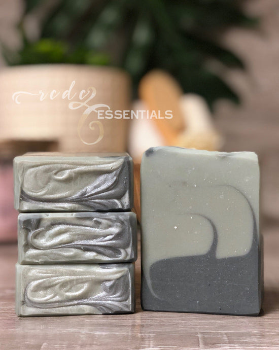Driftwood ~ Handmade Cold Process Soap ( For Him)