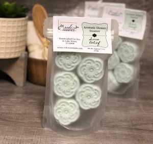 Aromatic Shower Steamers