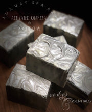 Activated Charcoal & Zeolite Clay Infused~ Spa Bar