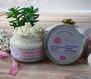Soufflé Body Butter ~ Enchanted Garden