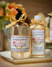 Cashmere Sweater ~Liquid Hand Soap