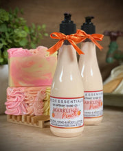 Sparkling Peach ~ Hand & Body Lotion