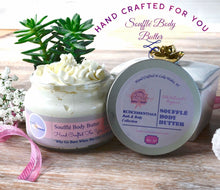 Bath & Body Soufflé Body Butter natural organic shea cocoa butter soft nourish skin