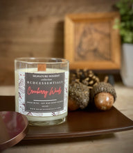 Cranberry Woods ~ Natural Hand Poured Soy Candle
